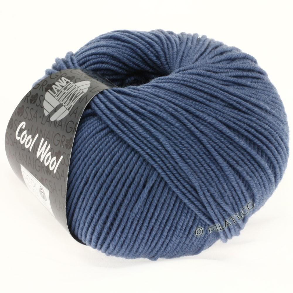 Lana Grossa COOL WOOL   Uni/Melange/Neon | 0557-Jeans