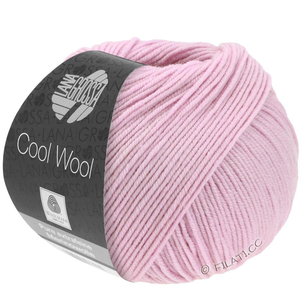 Lana Grossa COOL WOOL   Uni/Melange/Neon | 0580-Fliederrosa