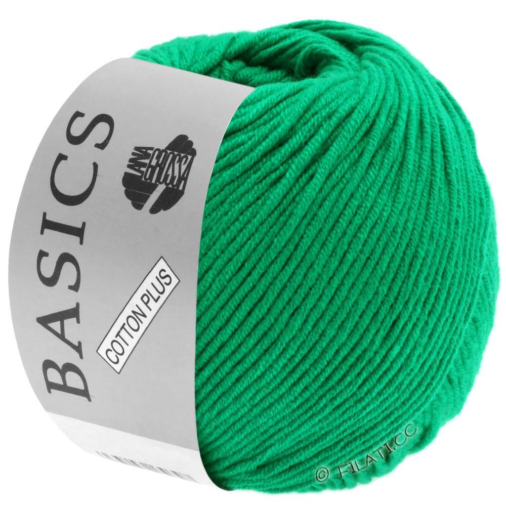 Lana Grossa COTTON PLUS | 110-Smaragdgrün
