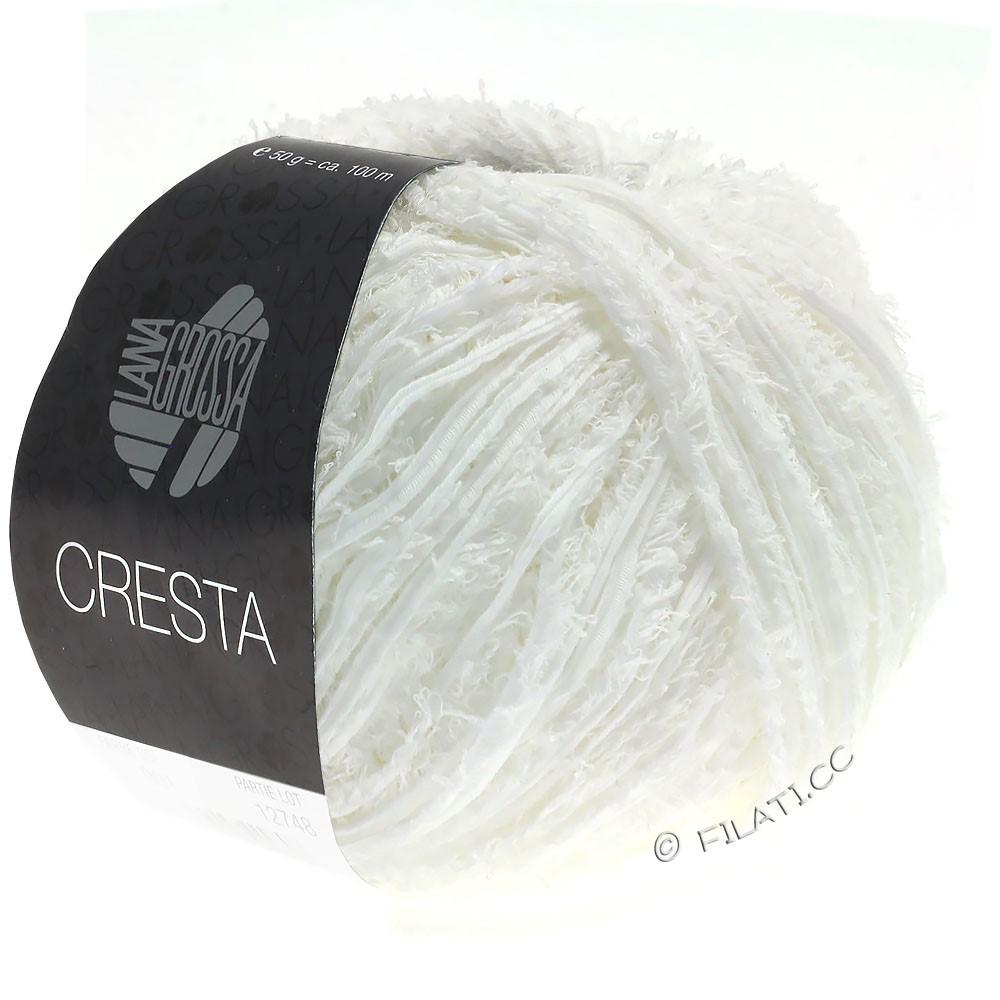 Lana Grossa CRESTA | 05-Weiß