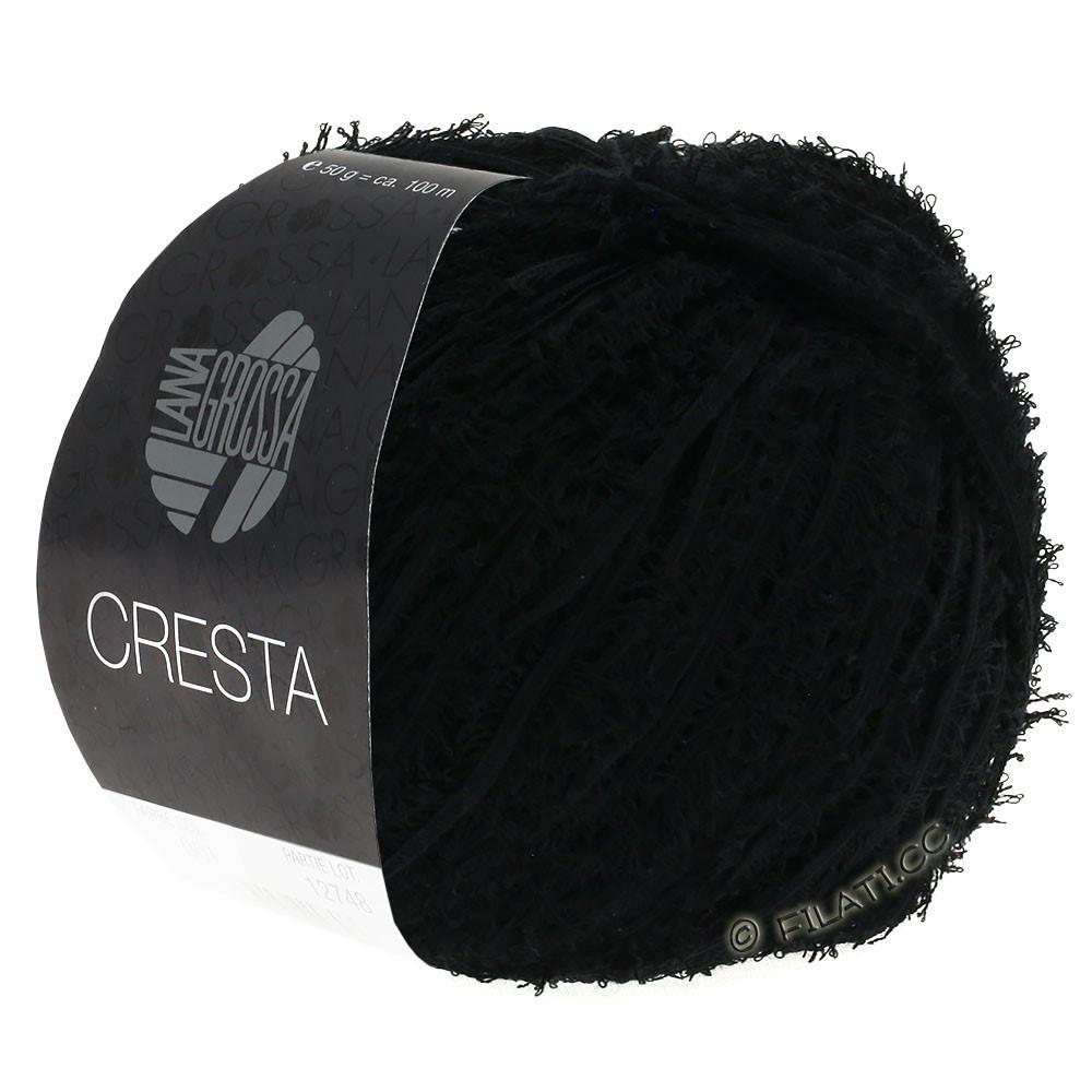 Lana Grossa CRESTA | 06-Schwarz