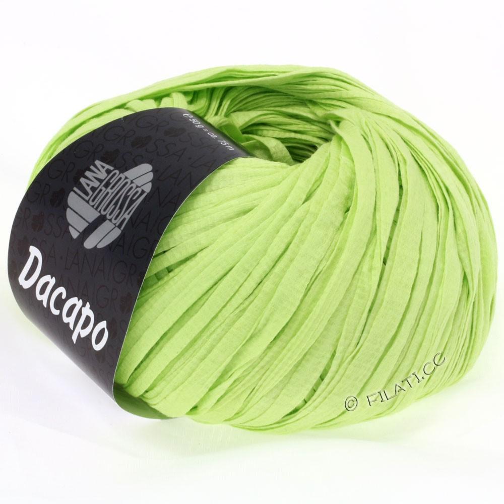 Lana Grossa DACAPO  Uni | 016-Hellgrün