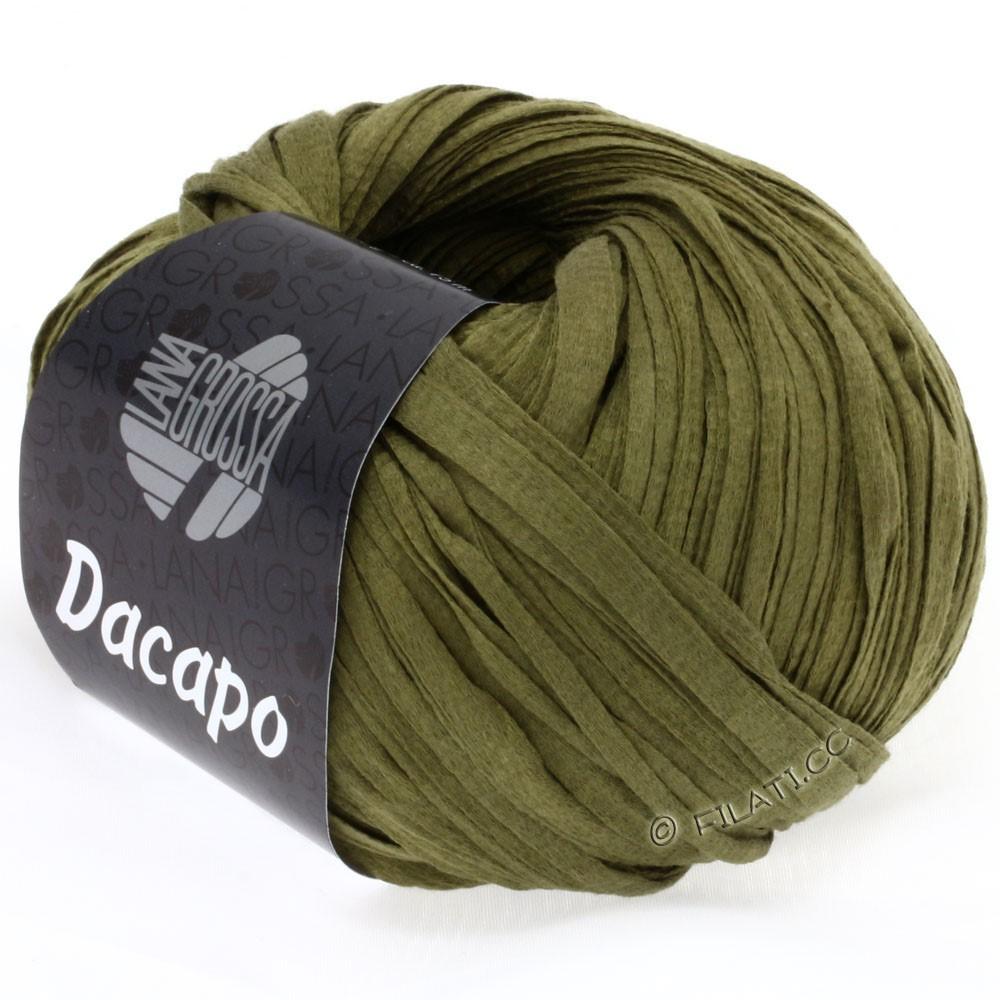 Lana Grossa DACAPO  Uni | 021-Oliv