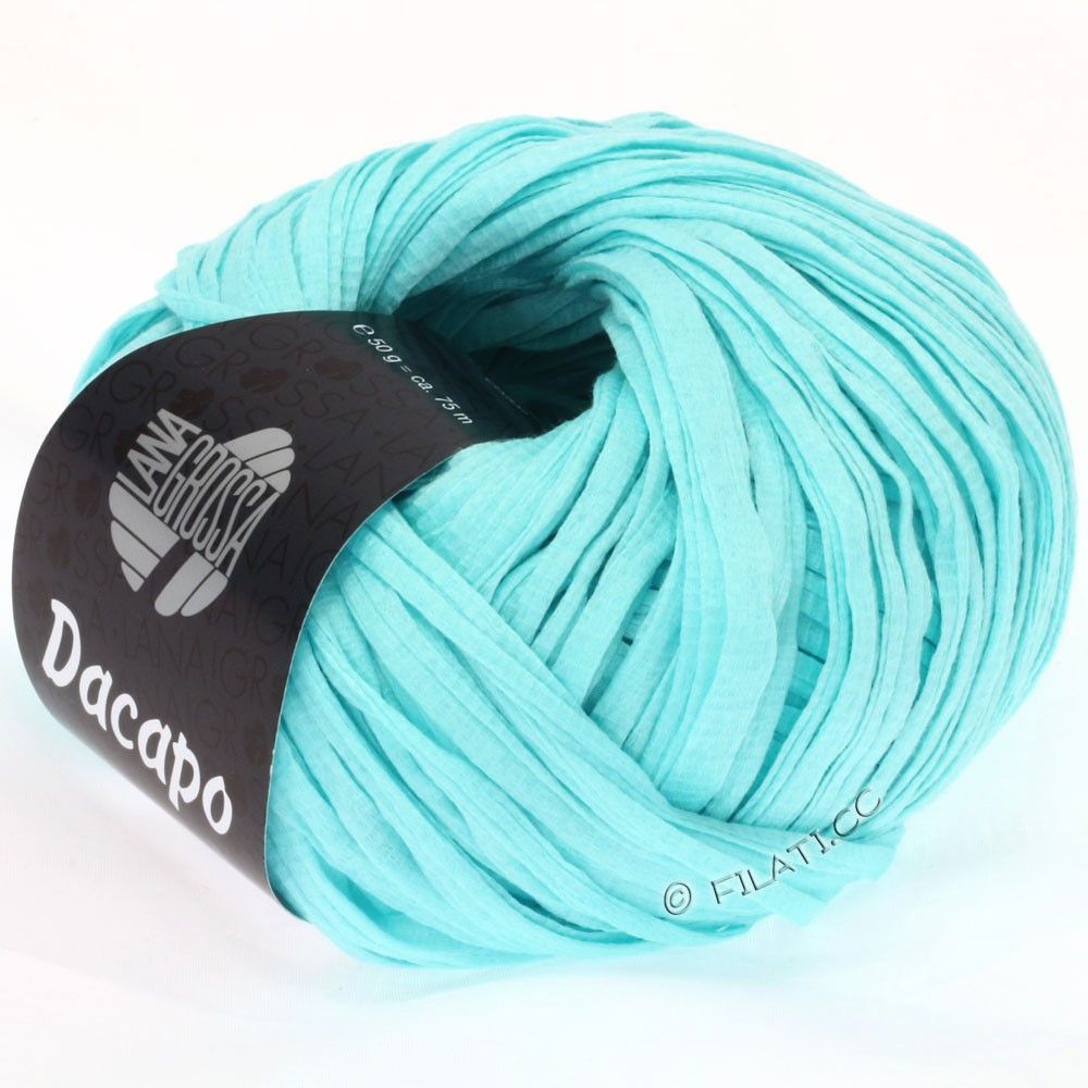 Lana Grossa DACAPO  Uni | 025-Mint