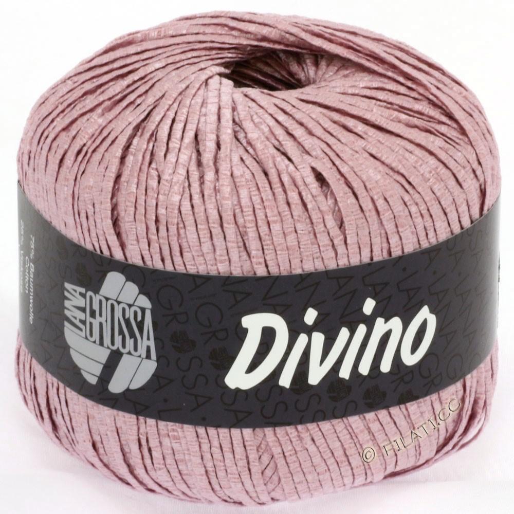 Lana Grossa DIVINO Uni | 17-Blassflieder