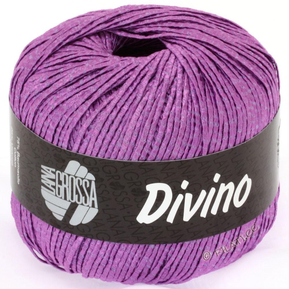 Lana Grossa DIVINO Uni | 28-Violett