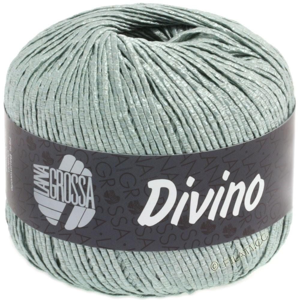 Lana Grossa DIVINO Uni | 54-Graugrün