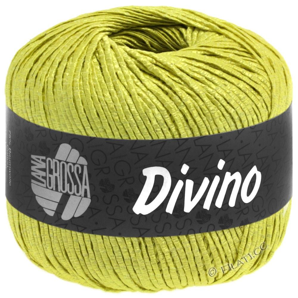 Lana Grossa DIVINO Uni | 61-Limette