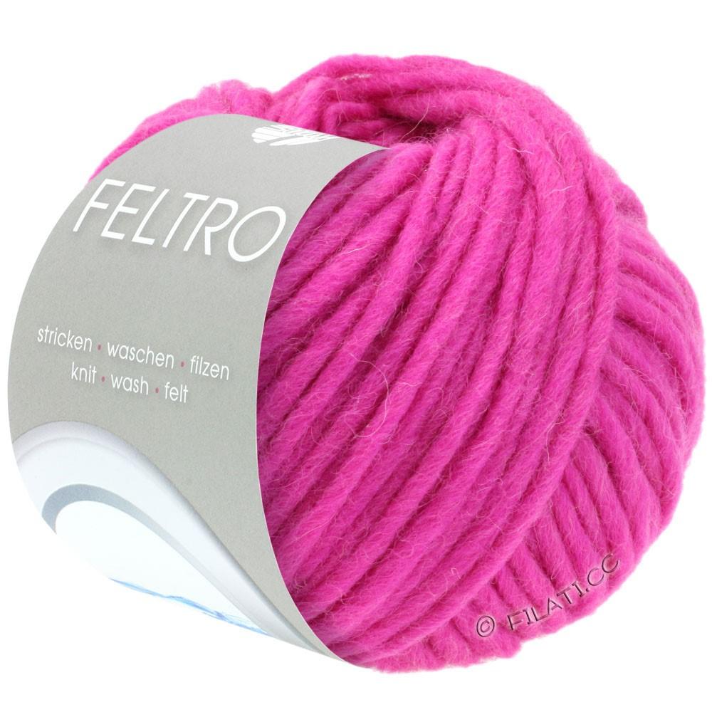 Lana Grossa FELTRO  Uni | 038-Pink