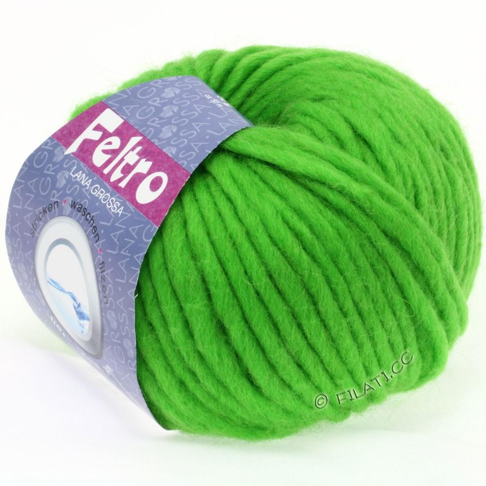 Lana Grossa FELTRO  Uni | 059-Giftgrün