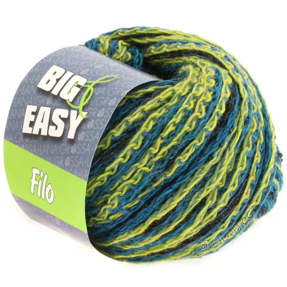 Lana Grossa FILO Multicolor (Big & Easy)