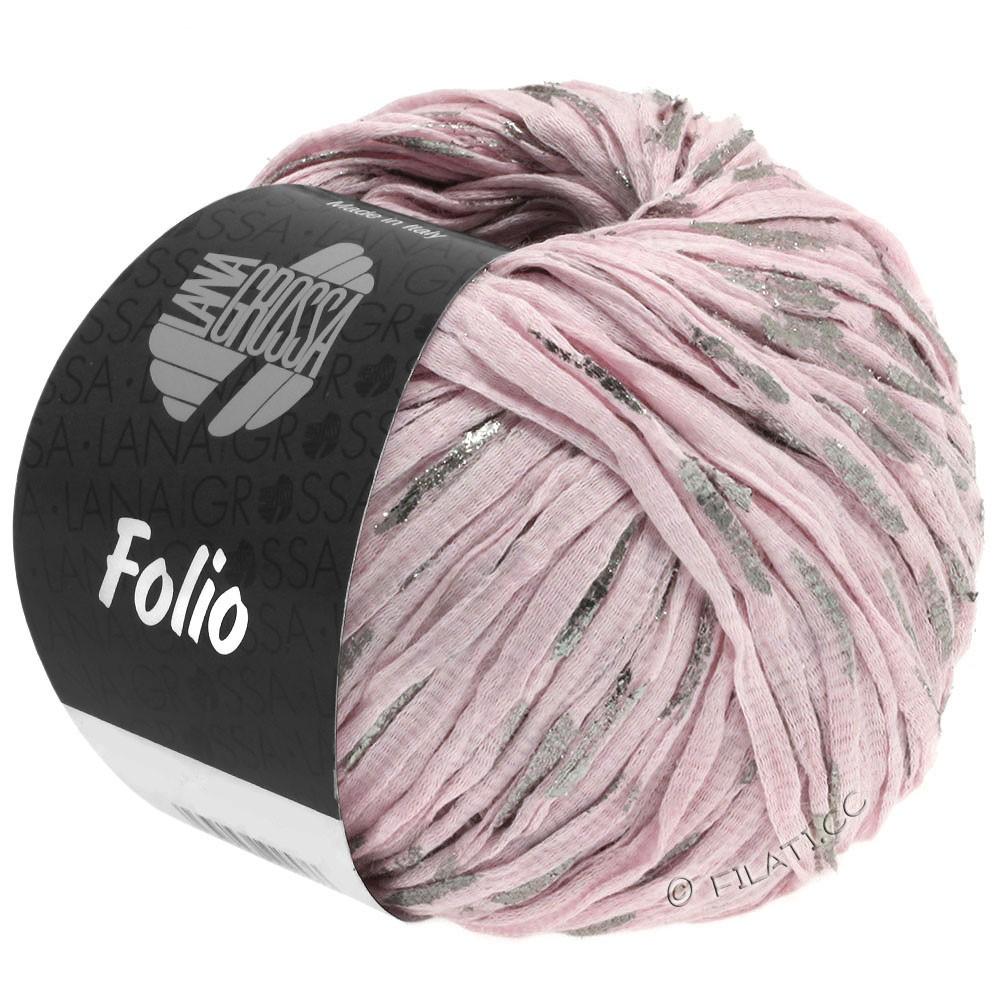 Lana Grossa FOLIO | 03-Rosé/Silber