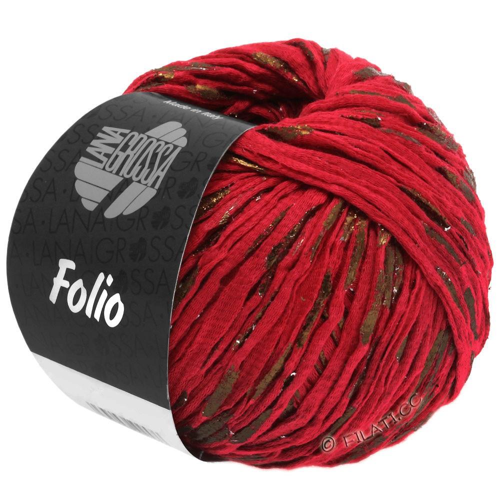 Lana Grossa FOLIO | 12-Rot/Kupfer