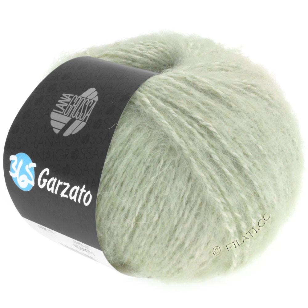 Lana Grossa 365 GARZATO | 02-Graugrün meliert