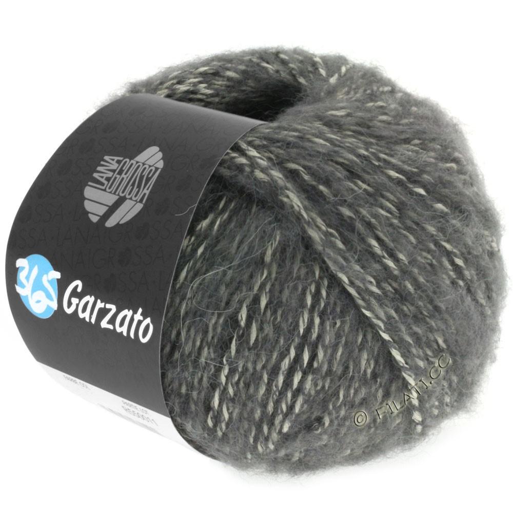 Lana Grossa 365 GARZATO | 09-Anthrazit meliert
