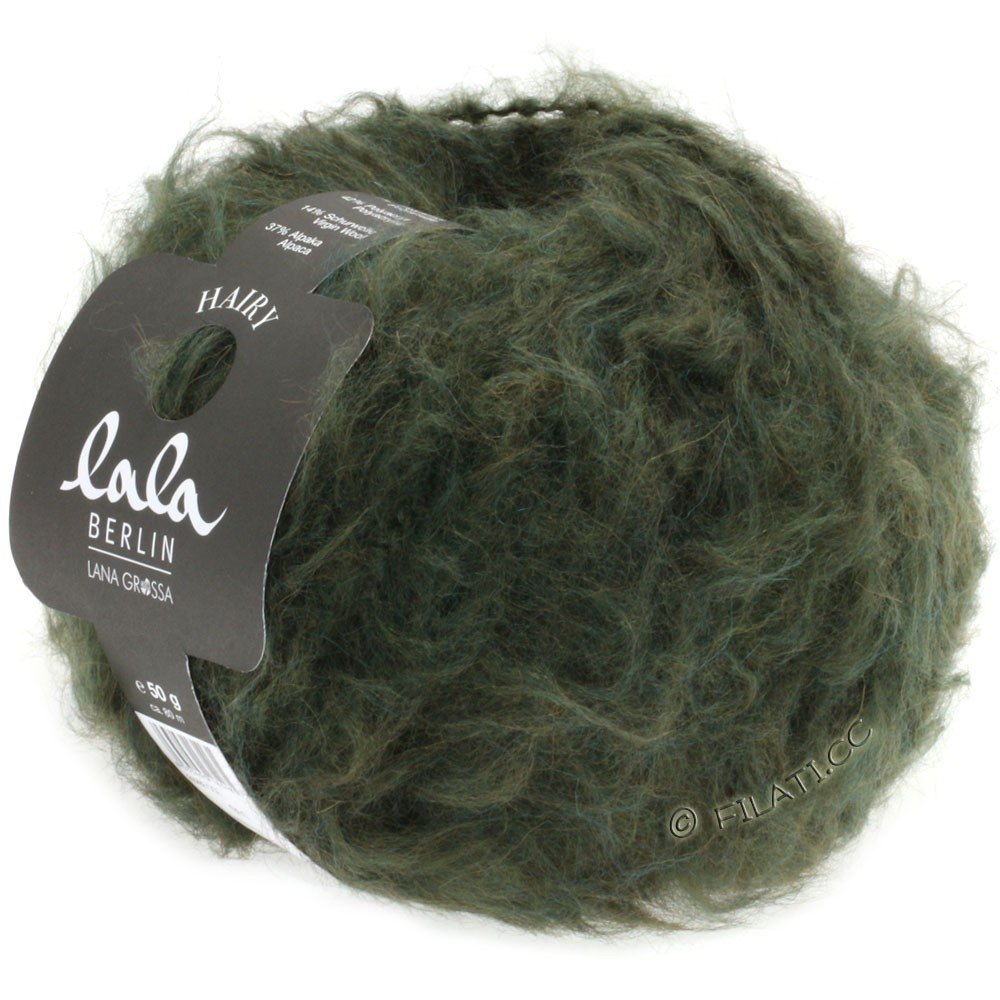 Lana Grossa HAIRY (lala BERLIN) | 11-Khaki