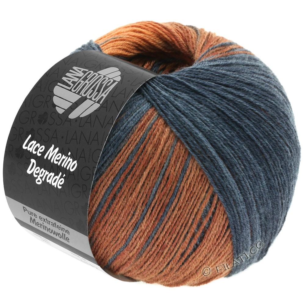 Lana Grossa LACE Merino Degradé