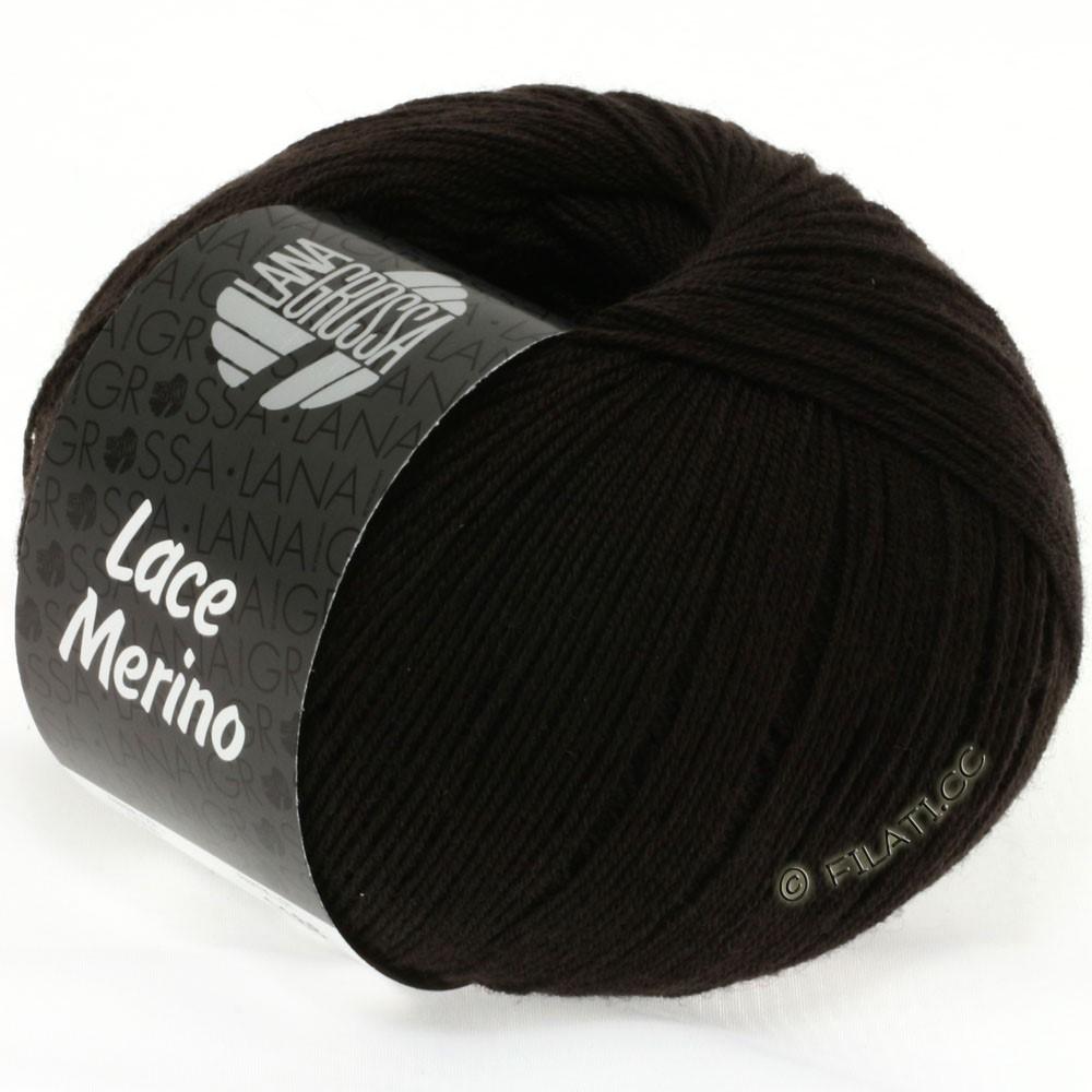 Lana Grossa LACE Merino  Uni   06-Mokka