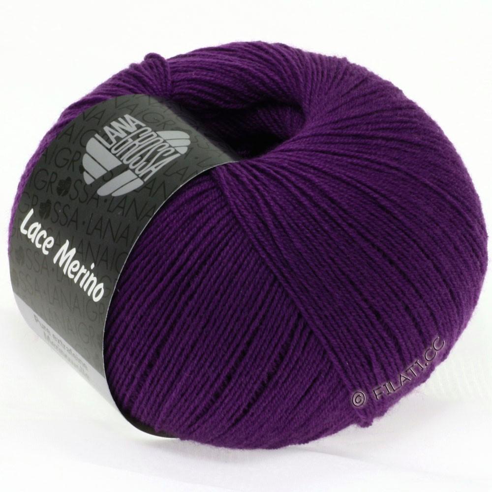 Lana Grossa LACE Merino  Uni   37-Violett