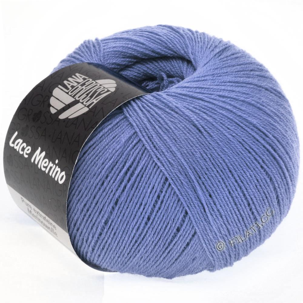 Lana Grossa LACE Merino  Uni | 44-Veilchenblau