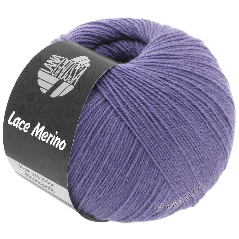 Lana Grossa LACE Merino  Uni   54-Lavendel