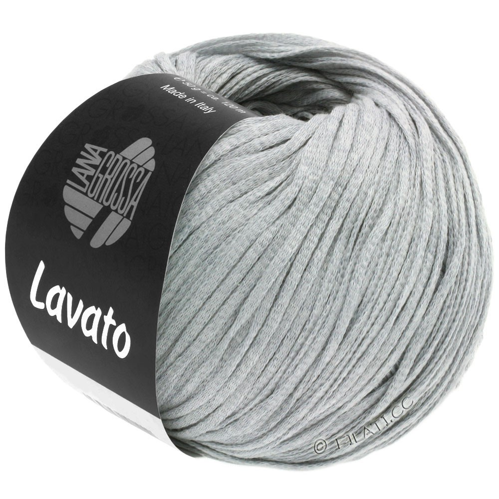 Lana Grossa LAVATO | 05-Silbergrau meliert