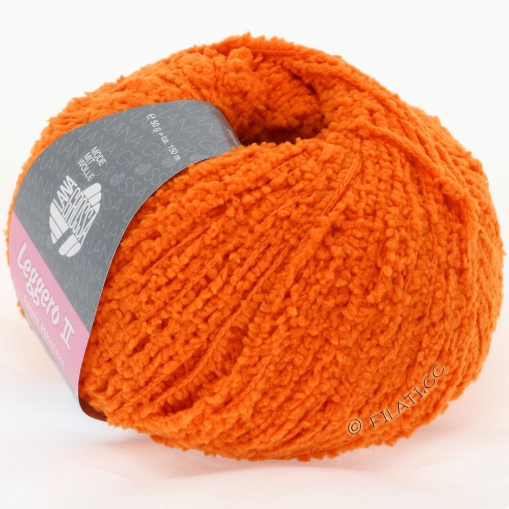 Lana Grossa LEGGERO II Uni | 02-Orange