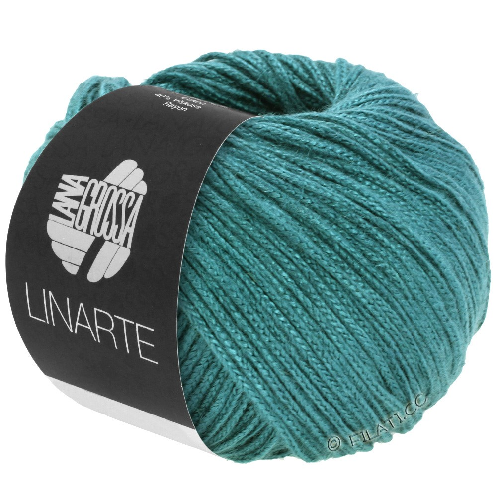 Lana Grossa LINARTE | 73-Dunkelpetrol