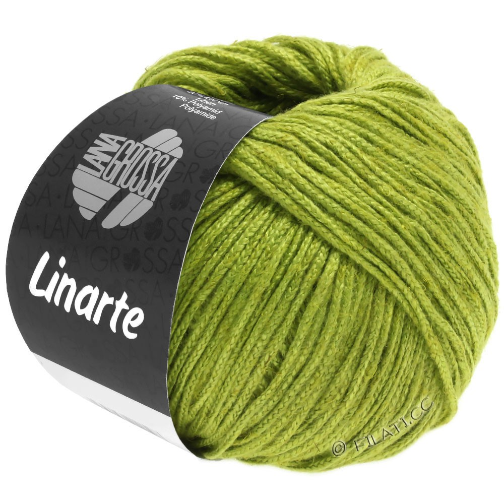 Lana Grossa LINARTE | 79-Gelbgrün