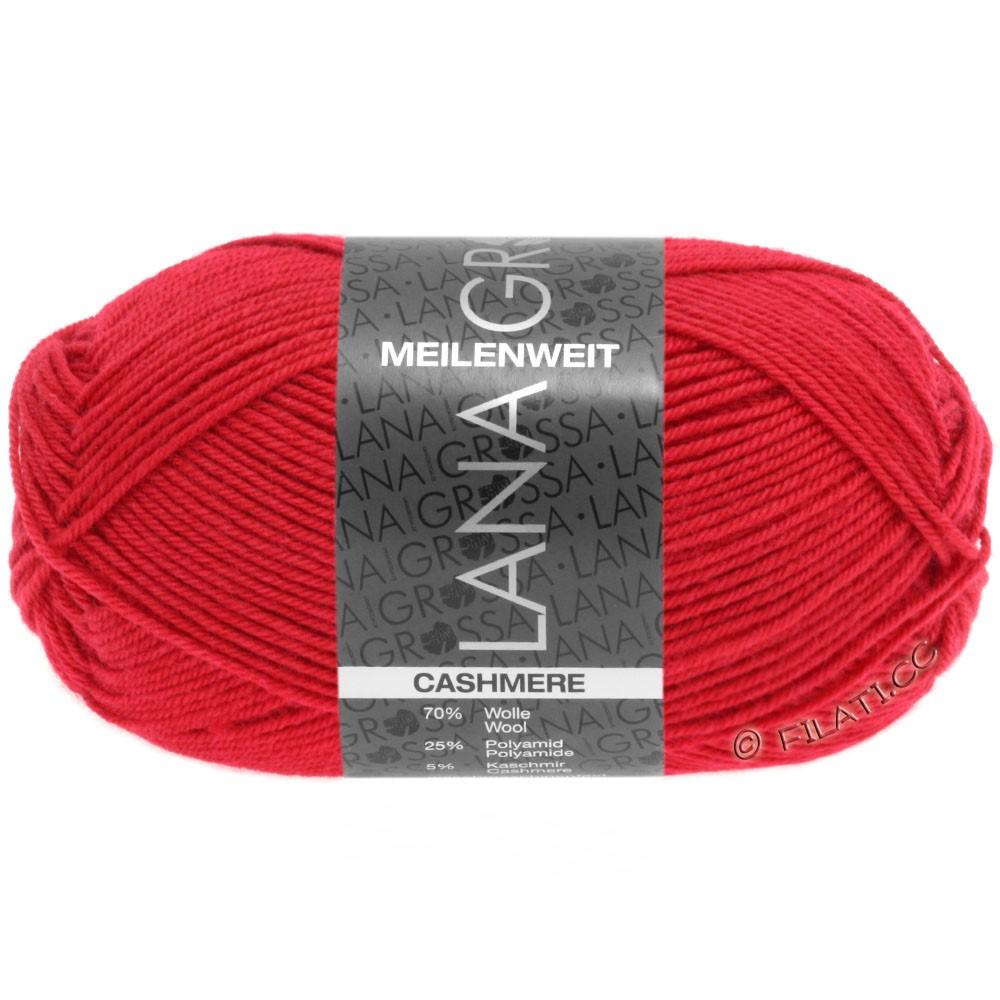 Lana Grossa MEILENWEIT 50g Cashmere | 06-Rot