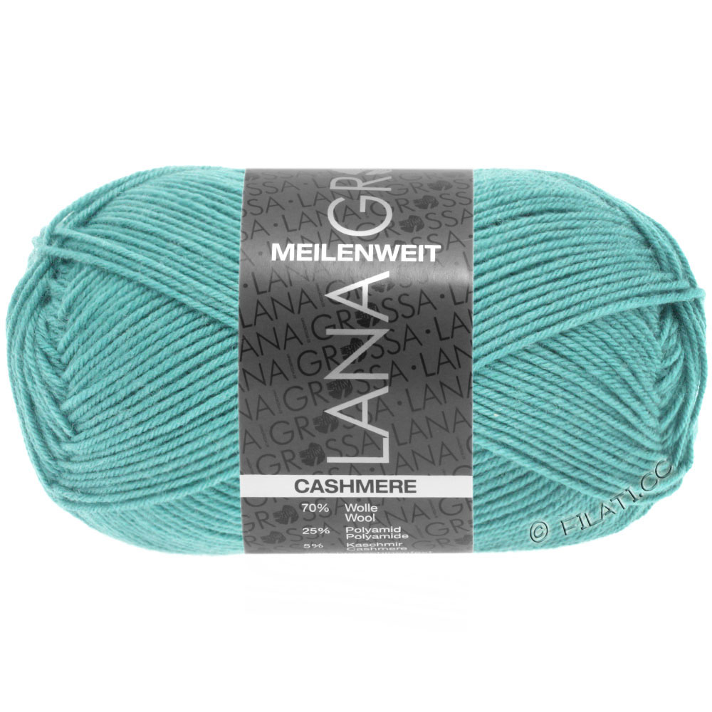 Meilenweit 6 fach Tweed 150 g Lana Grossa Sockenklassiker Fb 8817 Natur meliert