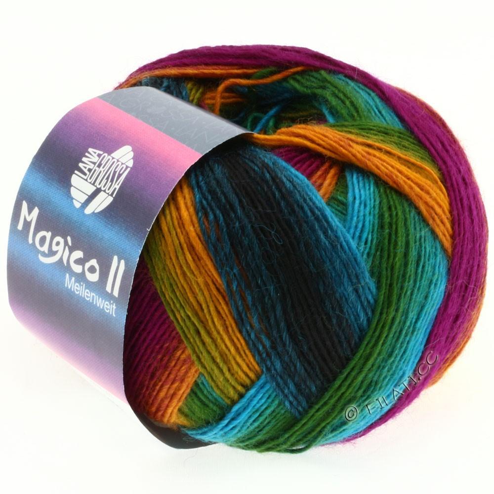 Lana Grossa MEILENWEIT 100g Magico II   3509-