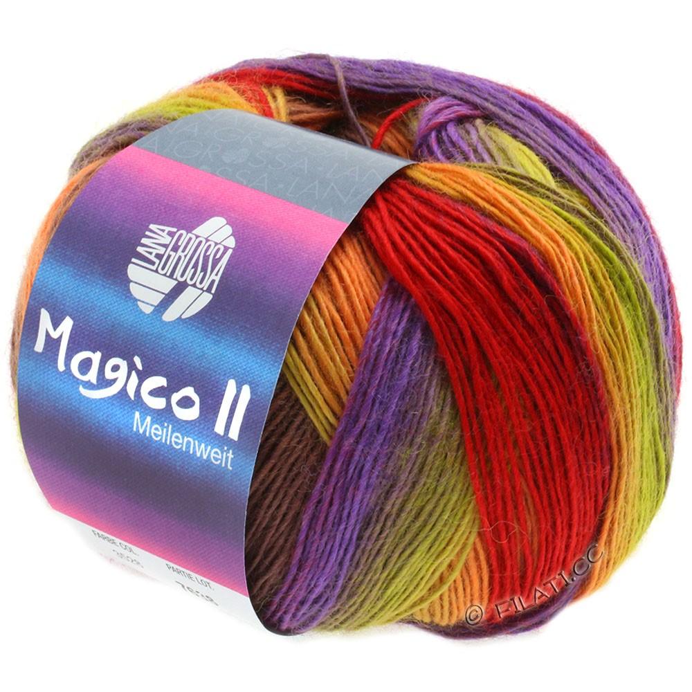 Lana Grossa MEILENWEIT 100g Magico II   3528-