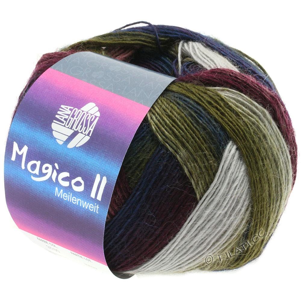 Lana Grossa MEILENWEIT 100g Magico II   3530-