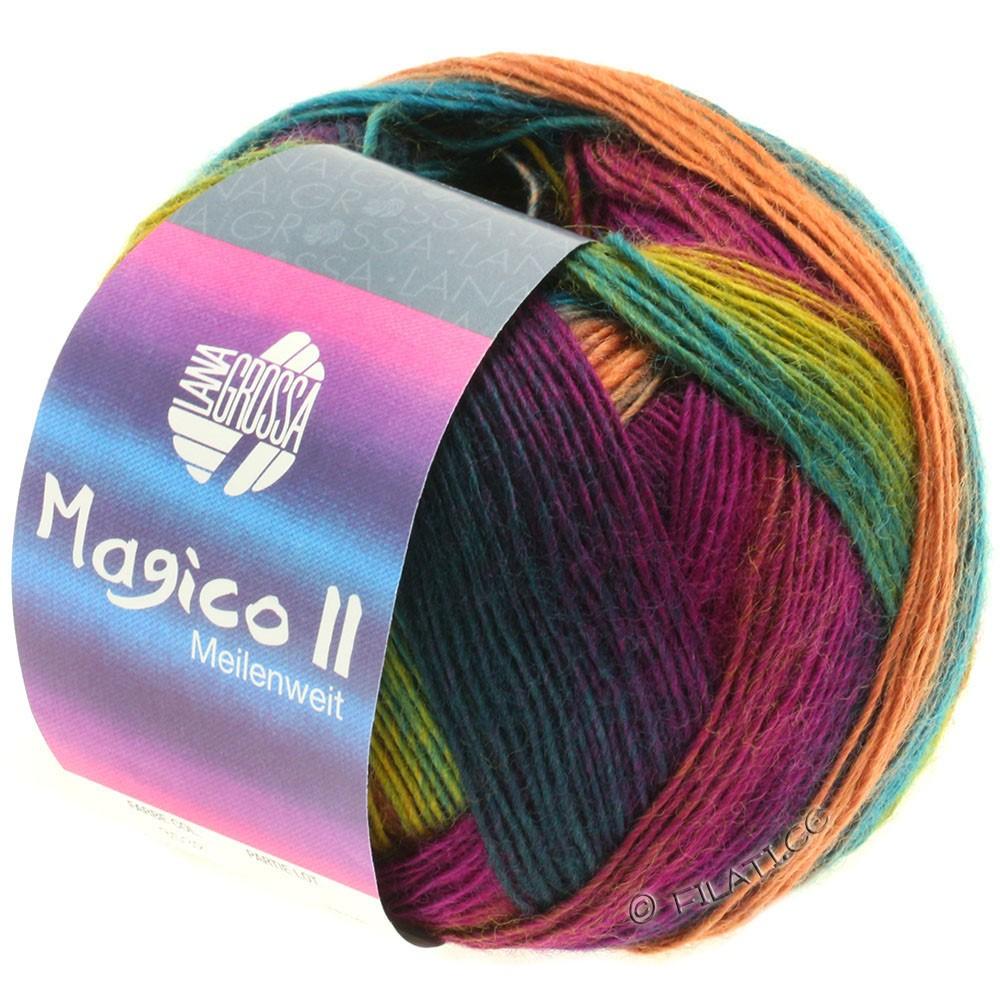 Lana Grossa MEILENWEIT 100g Magico II   3532-
