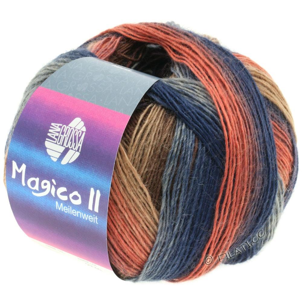 Lana Grossa MEILENWEIT 100g Magico II   3533-