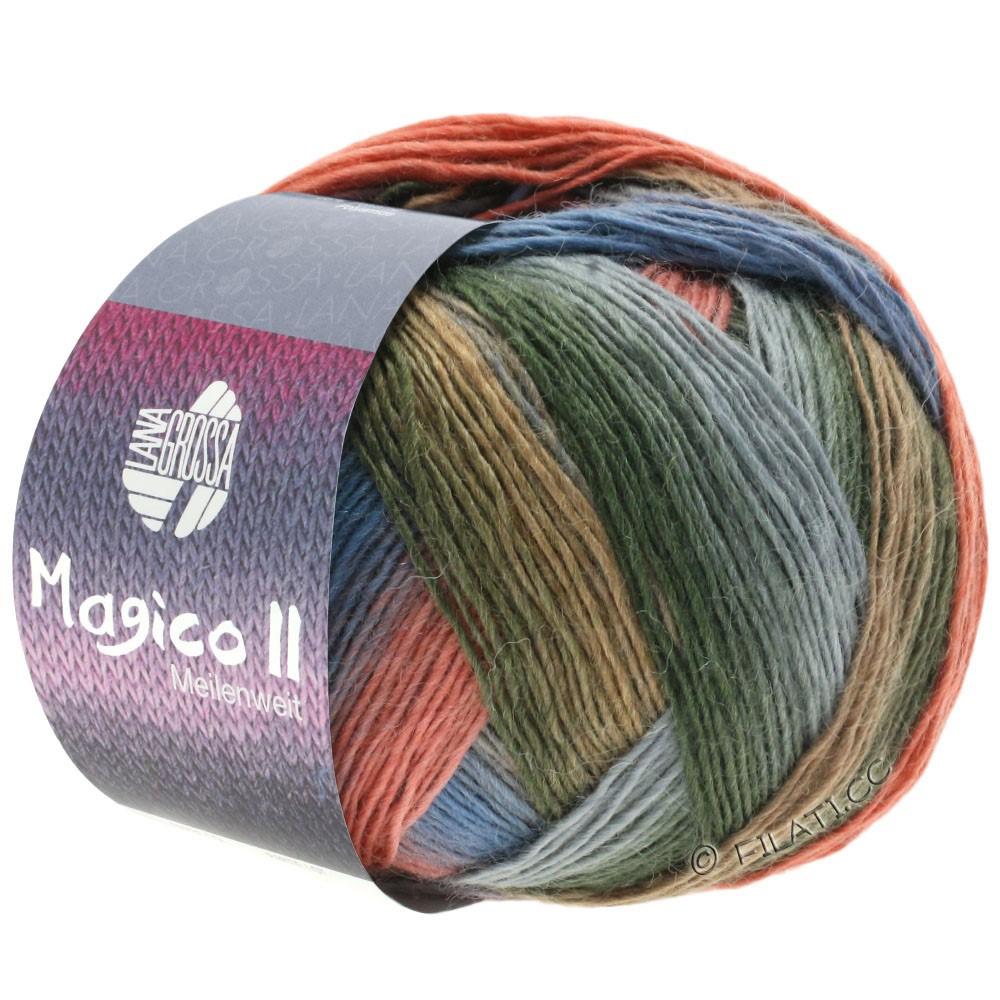 Lana Grossa MEILENWEIT 100g Magico II   3565-