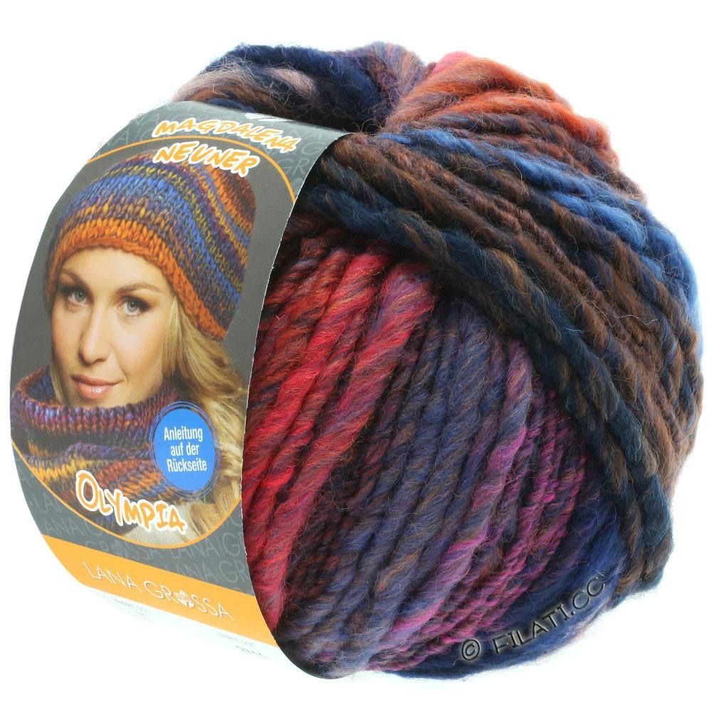   067-Nachtblau/Kupfer/Marone/Violett/Graubraun