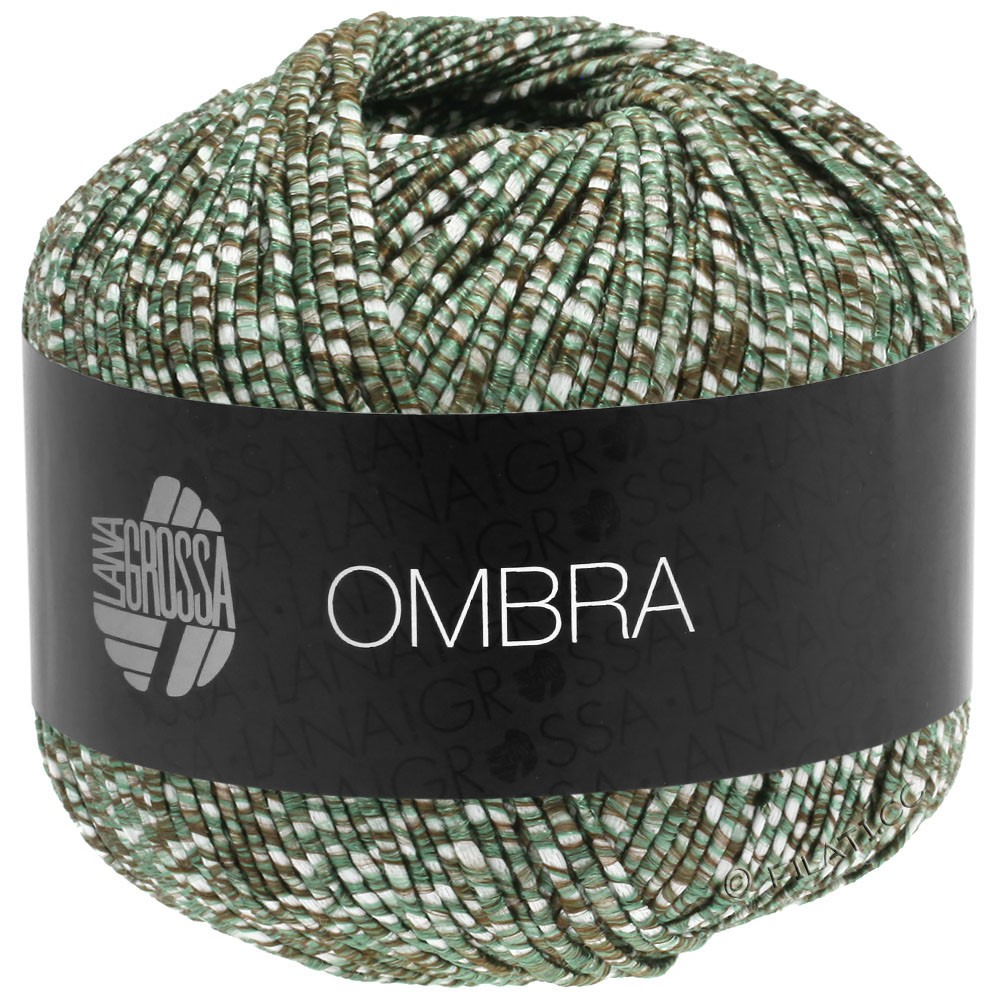 Lana Grossa OMBRA | 05-Graugrün/Natur