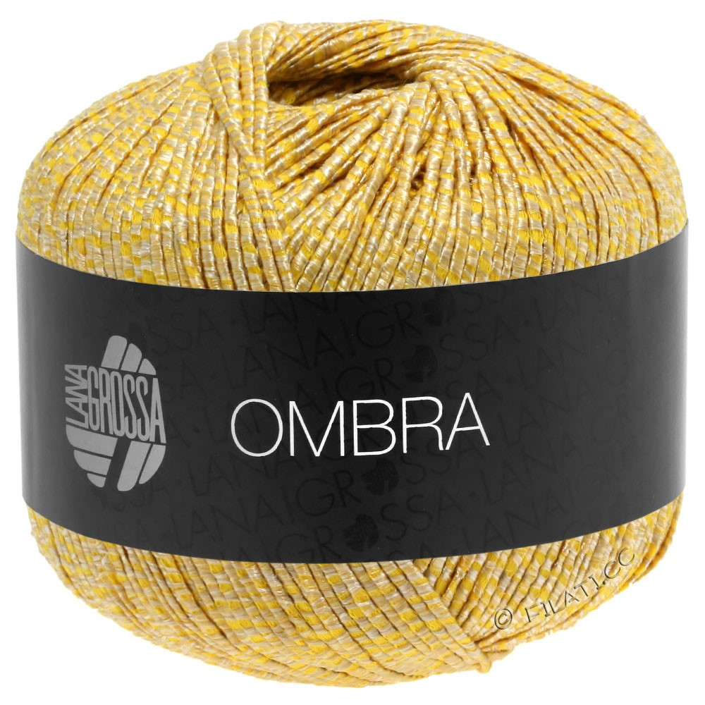 Lana Grossa OMBRA | 08-Beige/Gelb