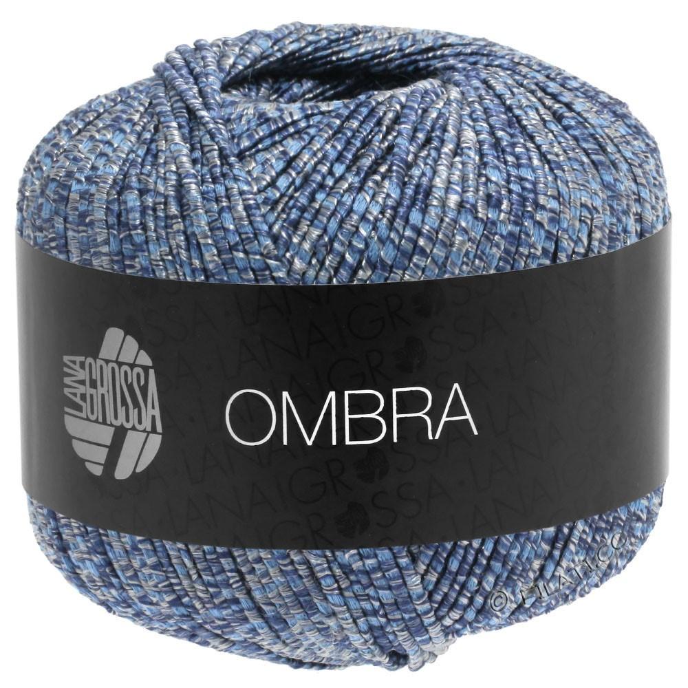 Lana Grossa OMBRA | 09-Graublau/Jeans