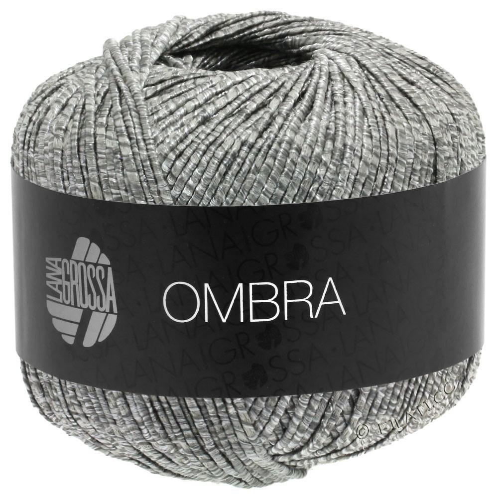 Lana Grossa OMBRA | 12-Grau/Natur