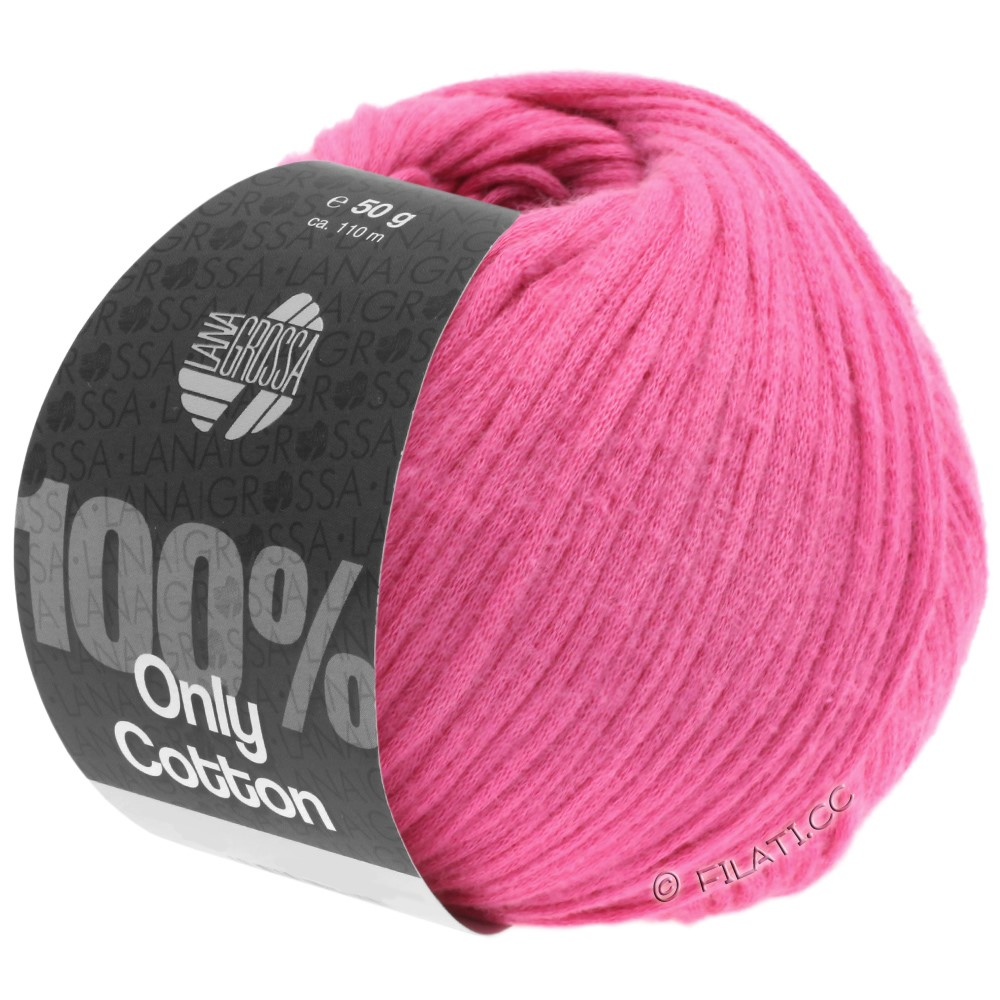 Lana Grossa ONLY COTTON | 09-Pink