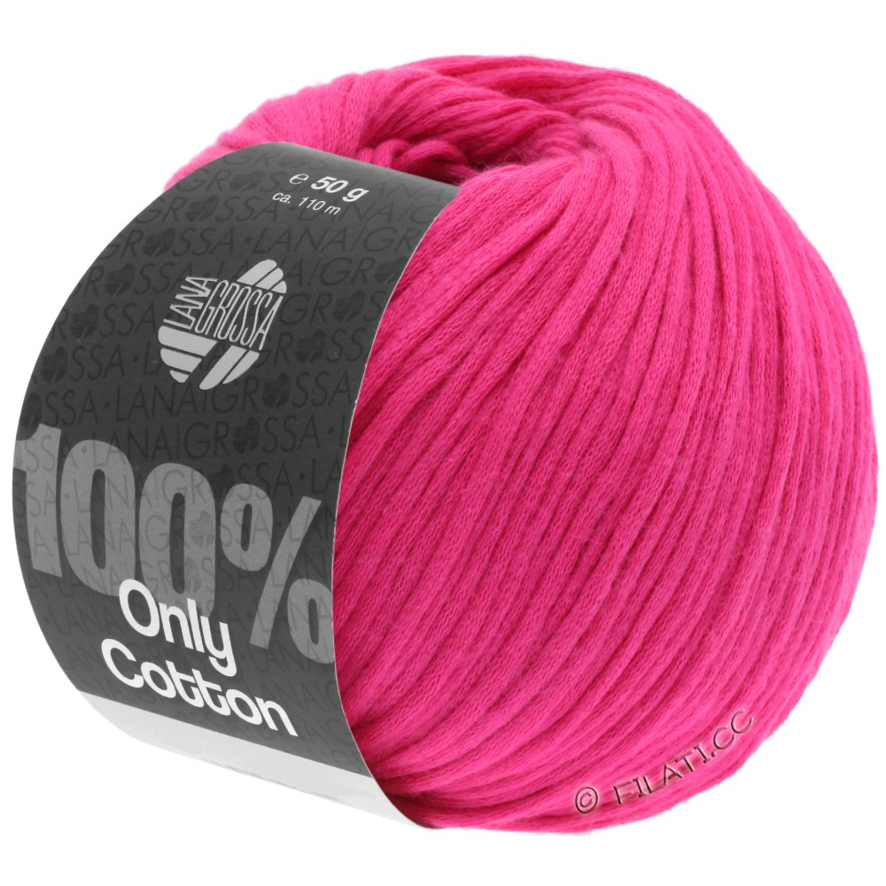 Lana Grossa ONLY COTTON | 18-Pink