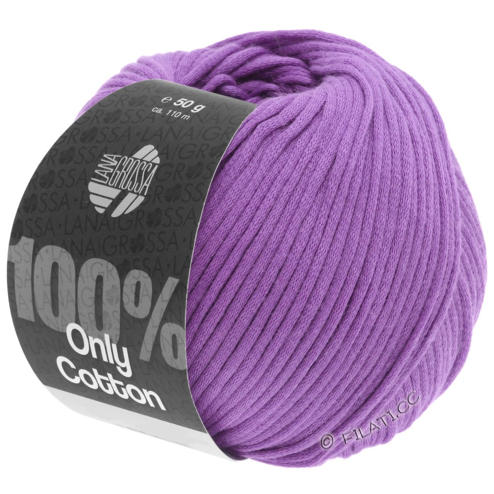 Lana Grossa ONLY COTTON | 19-Violett