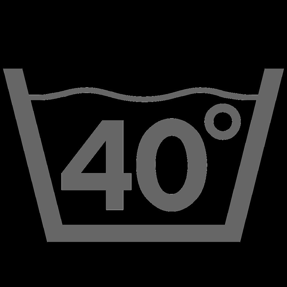 Waschen 40°C