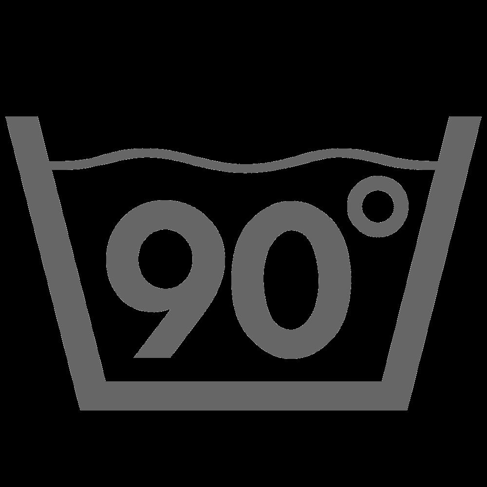 Waschen 90°C