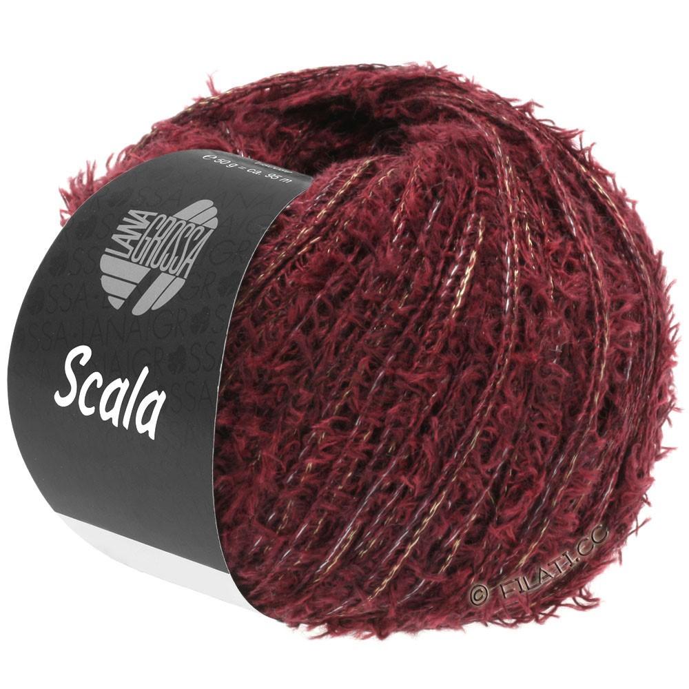Lana Grossa SCALA | 11-Weinrot