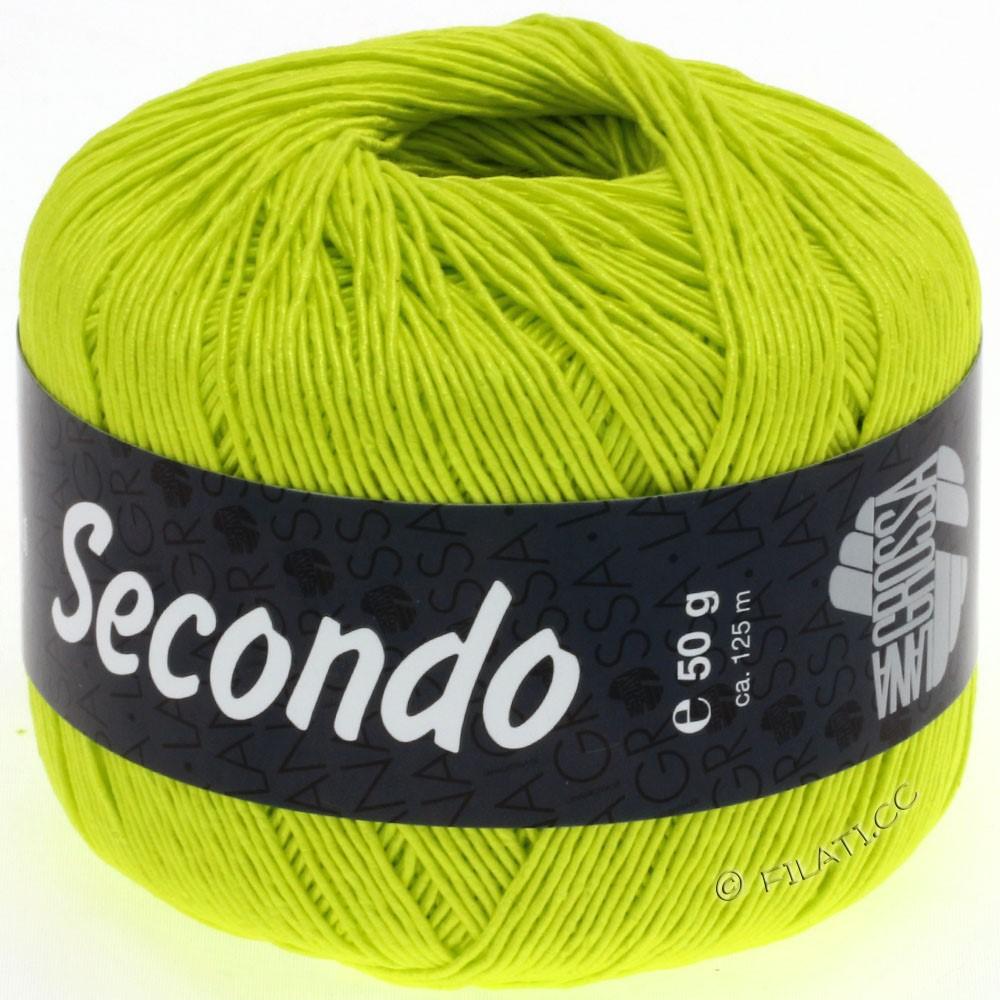 Lana Grossa SECONDO | 51-Neongelb