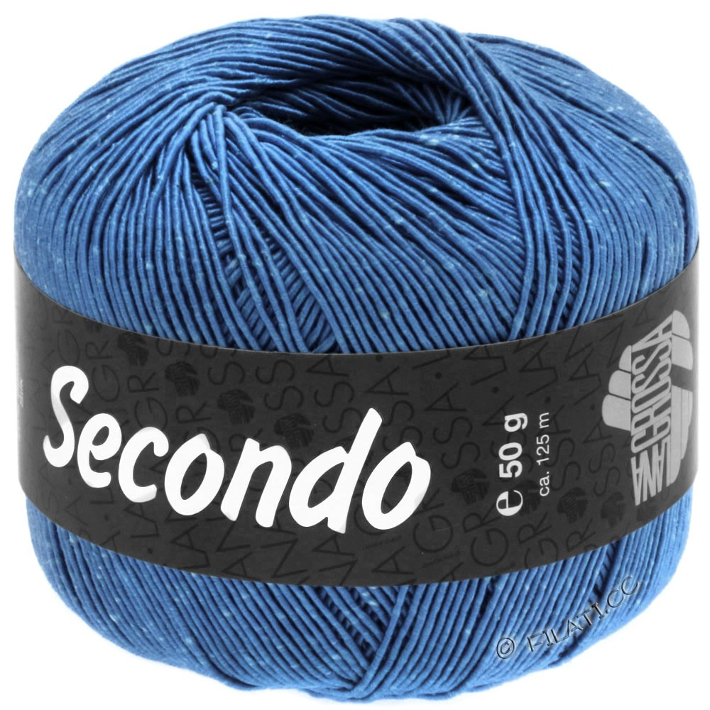 Lana Grossa SECONDO | 75-Blau